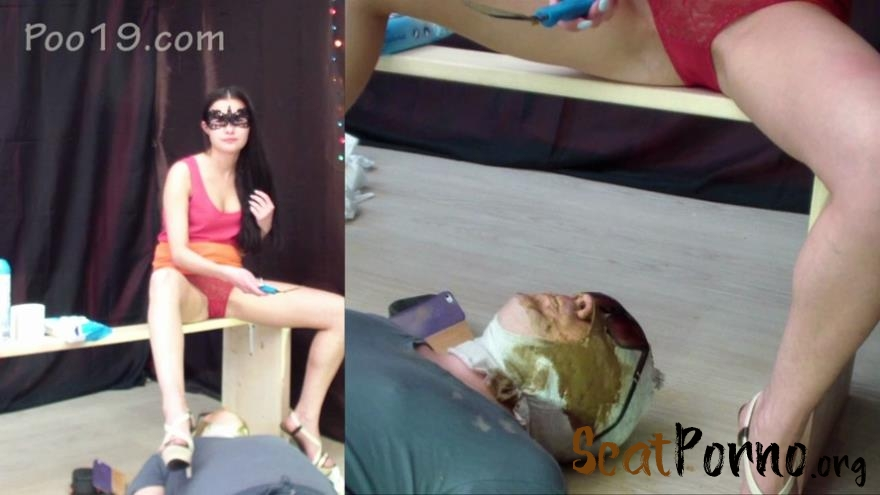 Maximum load! 5 girls. Part 5. Christina with MilanaSmelly