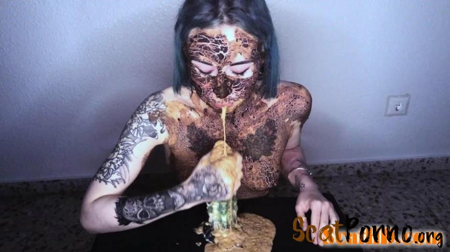 DirtyBetty - Sweet vomit, fisting my mouth