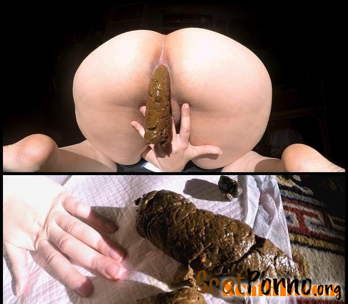 LoveRachelle2 - Dropping 3 Thick Chunky Turds