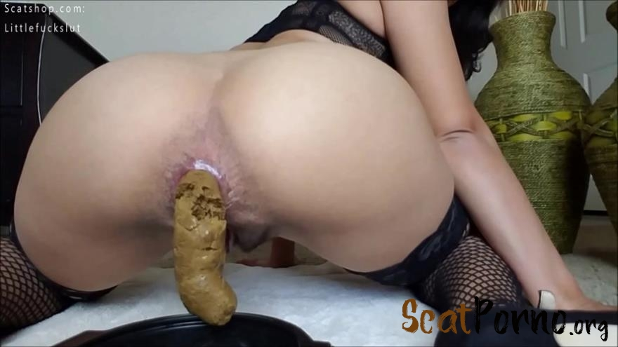 littlefuckslut  - Eat My BIG Load & Earn My Asshole