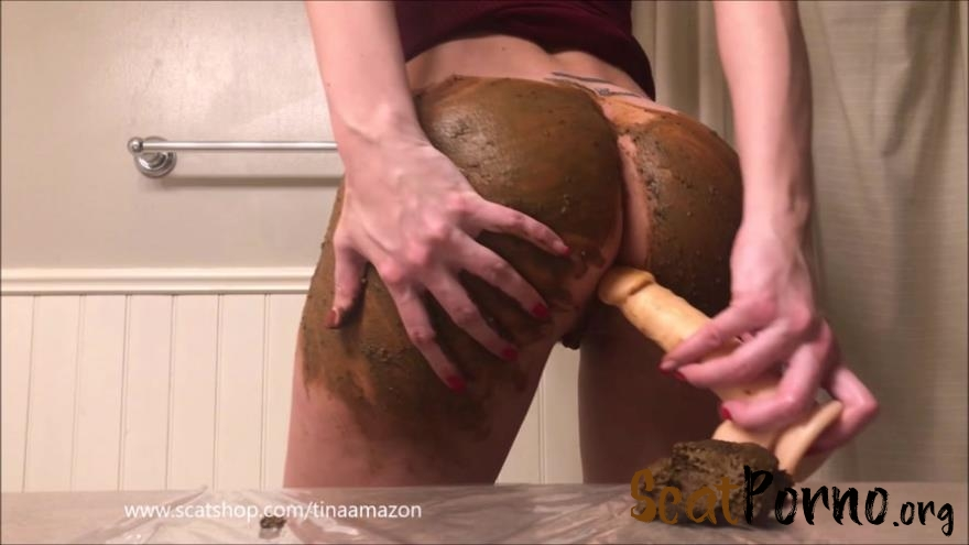 TinaAmazon - Dirty anal atm with full ass smearing