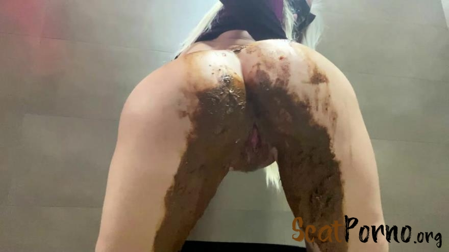 thefartbabes  - Shiny Leggings Poop