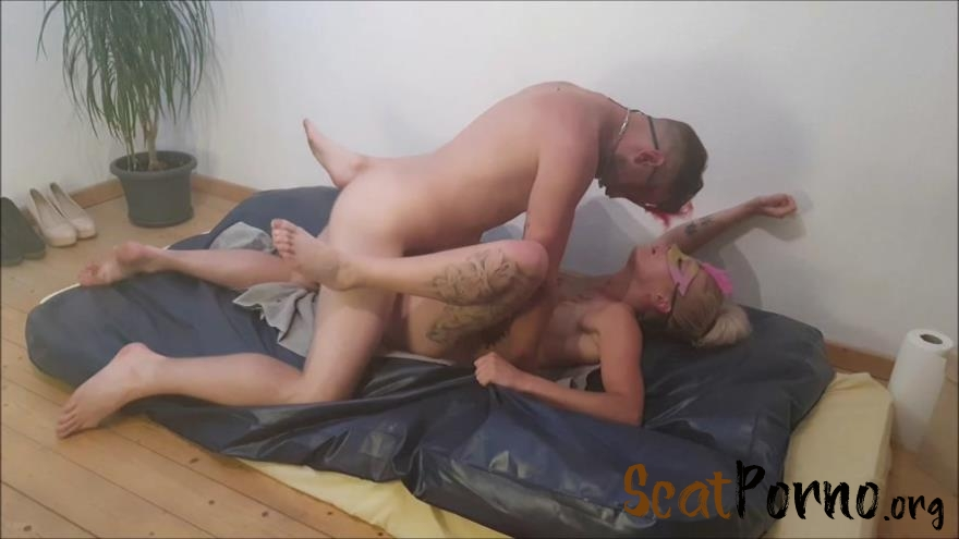 Versauteschnukkis  - fuck each other and fuck a dildo (1/2)