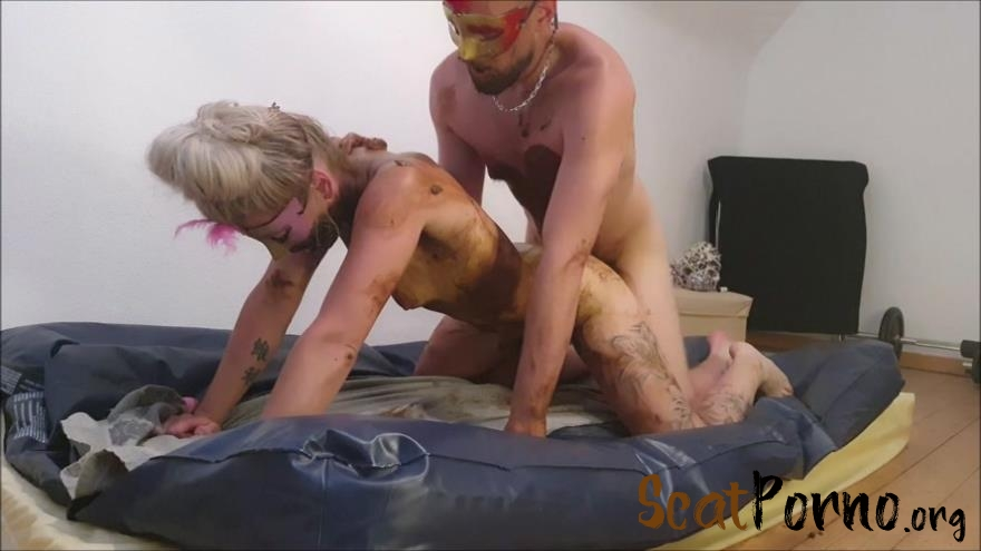 Versauteschnukkis  - fuck each other and fuck a dildo (2/2)