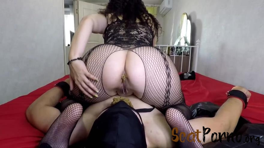janet - Lick My Ass and Eat My SHIT