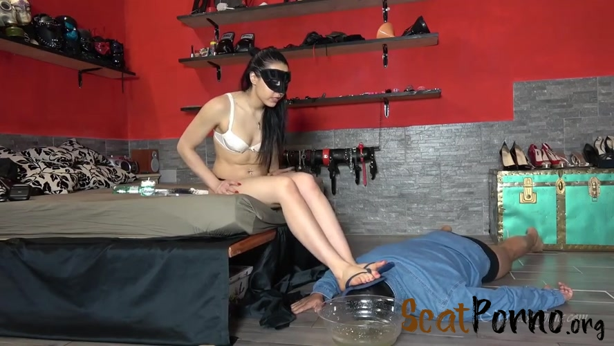 Mistress Gaia - APPETIZING OBEDIENCE TEST