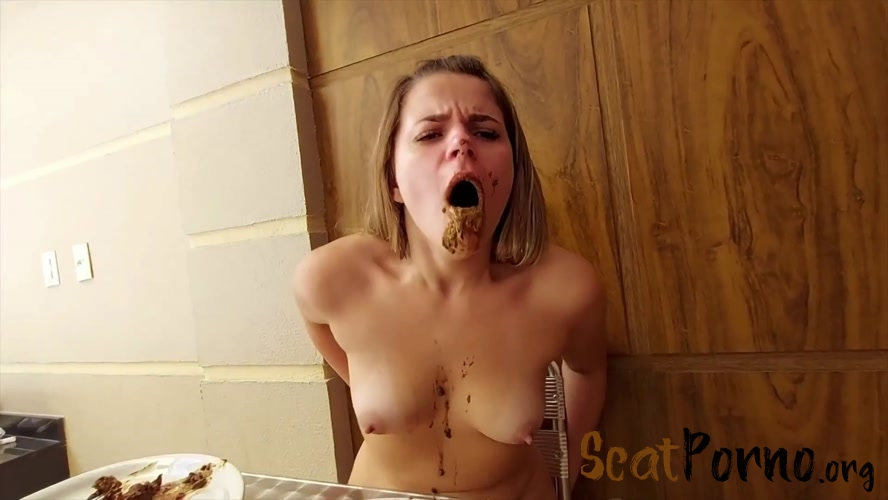 Scat Double Eat And Real Swallow All The Shit From Two Top Babes - Enormous Scat Swallow