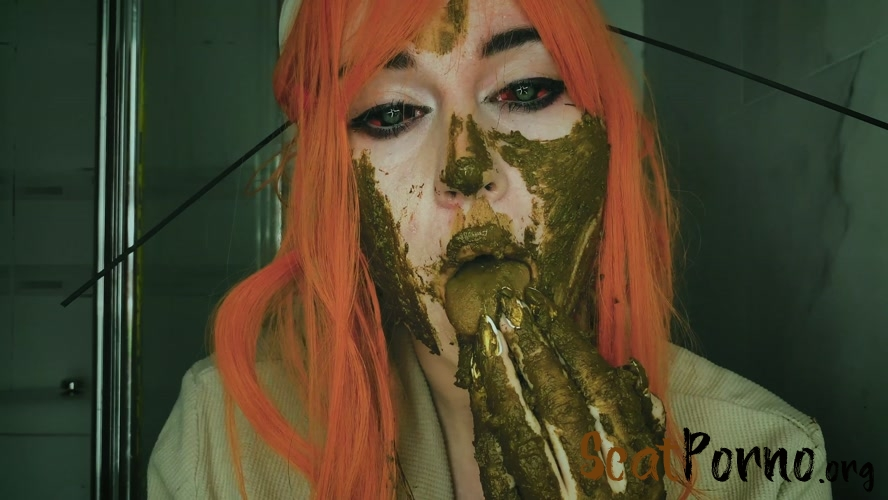 DirtyBetty  - Surreal Babe and Fetish Scat Play